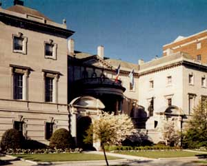"Anderson House, Siège de ""The Society of the Cincinnati"""